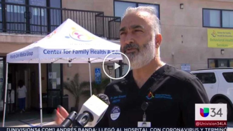 Dr. Sean Kossari explains how simple it is to get vaccination for teens age 12-15. Center for Family Health and Education is offering vaccinations in multiple locations in Southern California, and weekly night vaccination events.